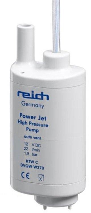 Dompelpomp Reich Powerjet 22l
