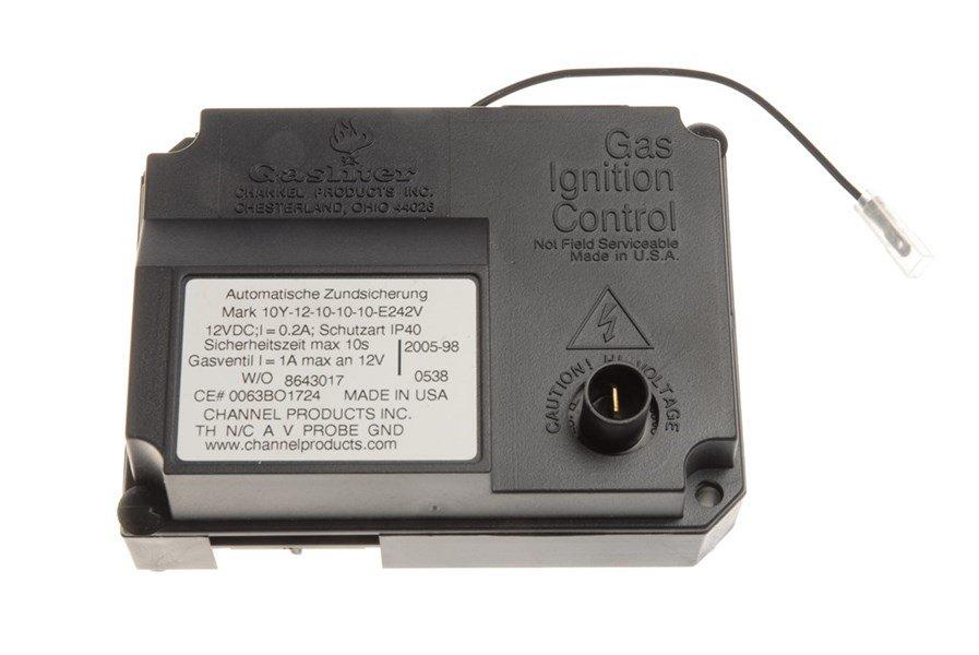 Alde 3000 Elektrische Regel Unit (zwart)