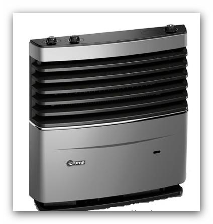Truma S5004 kachel met 1 ventilator