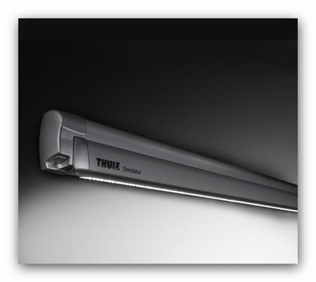 LED strip voor luifel (5mtr.-60 LED's)