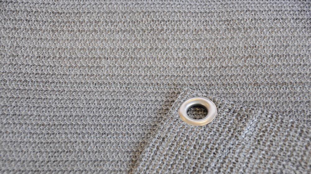 Tenttapijt Comfort 2,5x 5,5  mtr grijs