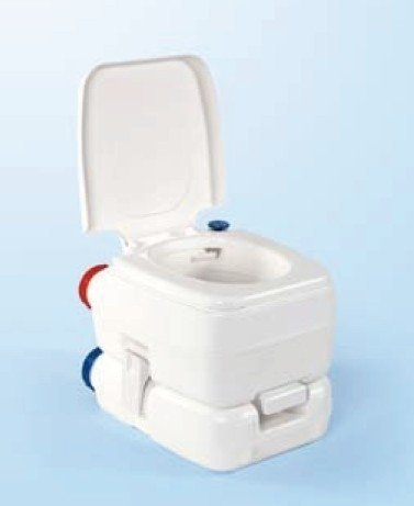 Fiamma Bi-Pot Draagbaar Toilet (34) 15 ltr.