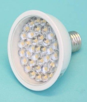 LED lamp 41 Leds -E14 fitting-1,9 Watt.