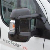 Milenco Mirror Protector Fiat Ducato / Peugeot Boxer / Citroen Relay zwart
