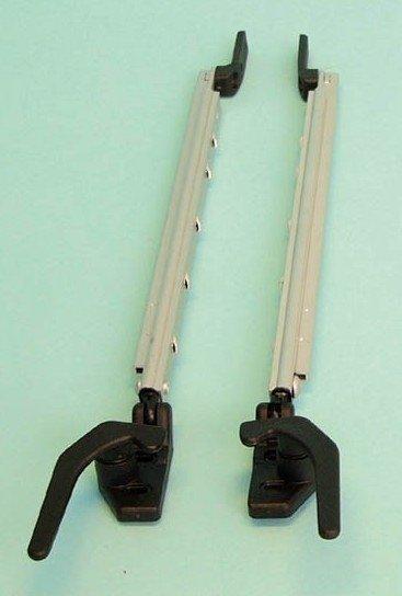 Raamuitzetter Klik-Schroef (300 mm. rechts)