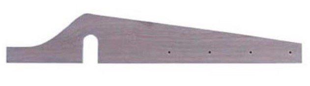 Caravandrooglijn horizontaal hout