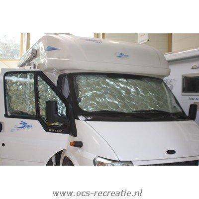 Raamisolatie Ford Transit Custom 2013-nu