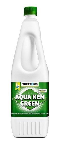 Aqua Kem Green Toiletvloeistof Thetford 1,5 liter