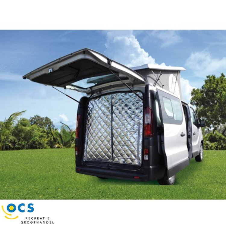 Isolatie achterd./klep VW T5 07/2003-08/2015