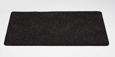 Heatek verwarmde voetenmat - Antraciet 110 cm x 60 cm