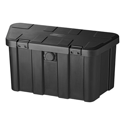 Opbergbox dissel kunststof 45L met cijferslot