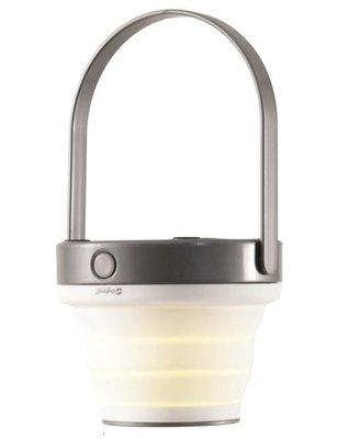 Collaps Amber tafellamp limoen 6xAA