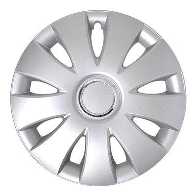 Wieldop Hawai zilver 16 inch