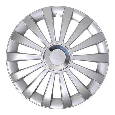 Wieldop Pacific zilver 14 inch