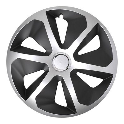 Wieldop Maui zilver/zwart 15 inch