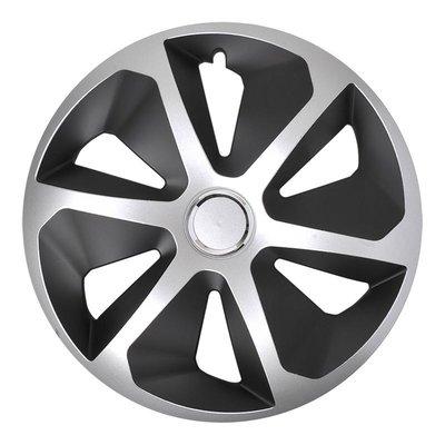 Wieldop Maui zilver/zwart 16 inch