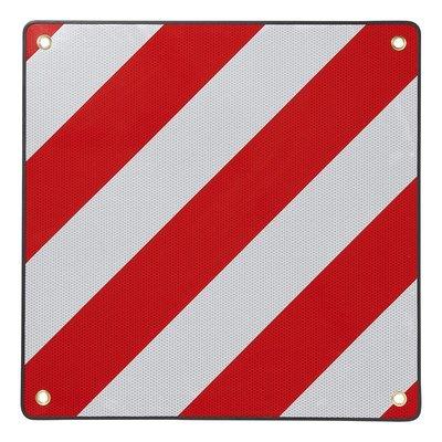 Markeringsbord aluminium 50x50cm voor Italië