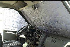 Raamisolatie-set Fiat Scudo-Citroen Jumpy-Peugeot Expert na 2007