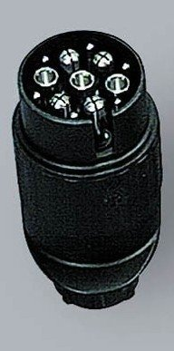 7+6-polig Multicon/West polig stekker