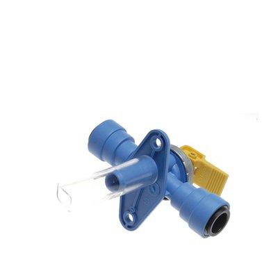Truma Aftap en Overdrukventiel J.G.12mm 2,8B