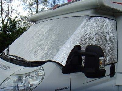 Raamisolatie buitenzijde Opel Movano, Interstar, Renault Master >04-2010
