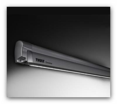 LED strip voor luifel (4mtr.-240 LED's)