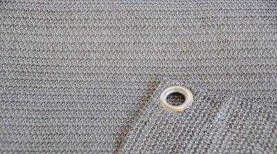 Tenttapijt Comfort 2,5x 3,5 mtr grijs