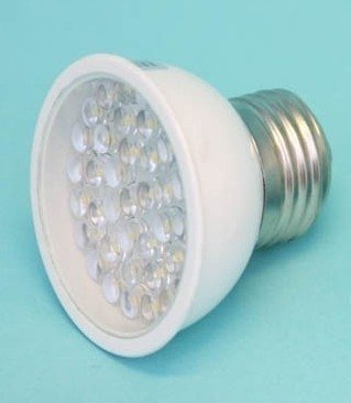 LED lamp 41 Leds-E27 fitting-3,3 Watt.