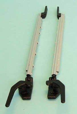Raamuitzetter Klik-Schroef (230 mm. rechts)