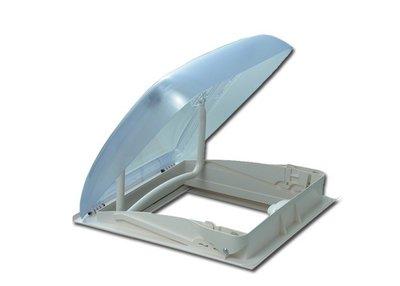 Dakluik Mini Heki Plus met ventilatie ( Dakdikte 43 tot 60 mm.)