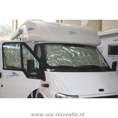 Raamisolatie Ford Transit Custom 2013-nu