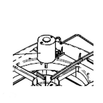 Maxxfan Deluxe motor ventilator