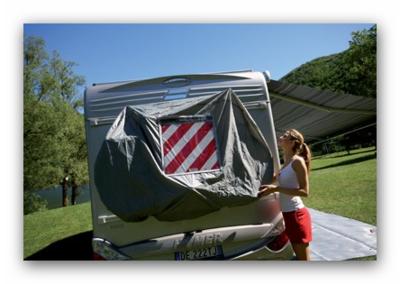 Fietshoes Fiamma (camper of caravan 2 fietsen)