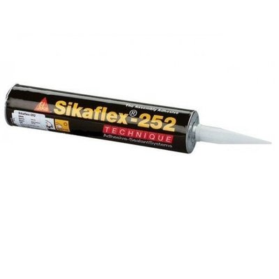 Sikaflex 300 ml Zwart afdichtkit