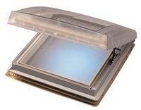 Thule Omni-vent dakluik Translucent 2009 12V