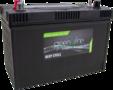 Semi-Tractie Accu Greenline 105Ah